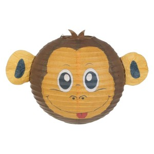 Monkey Lampshade compressed
