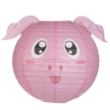 Aniworld Pig Lampshade