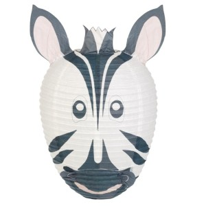 Zebra Lampshade compressed